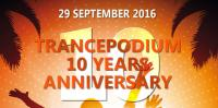 Sied van Riel - TrancePodium 10th Anniversary on AH.FM - 29 September 2016
