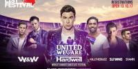 Hardwell - Live @ World's Biggest Guestlist Festival (Navi Mumbai, India) - 03 December 2017